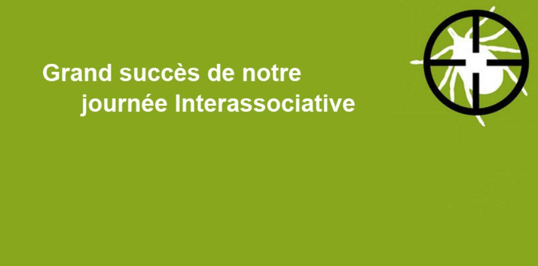 Grand succès de notre Journée interassociative du 18 mars