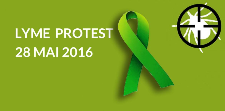 LYME PROTEST : 28 mai 2016 : Programme et texte de protestation de LSF
