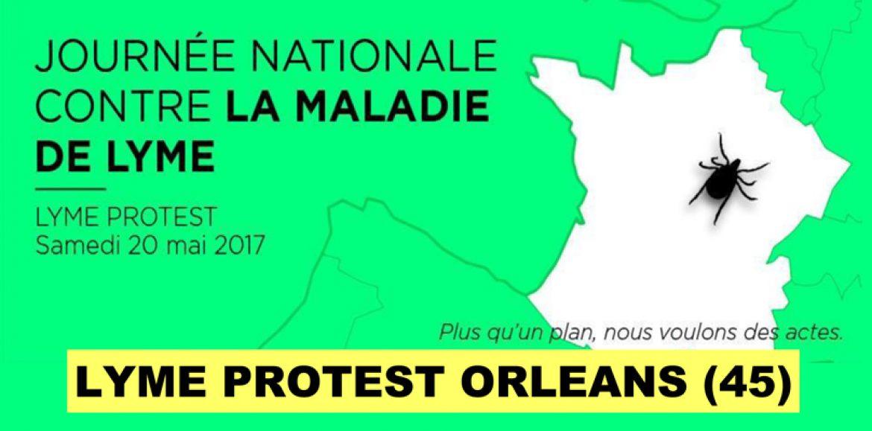 LYME PROTEST : samedi 20 mai ou dimanche 21 mai