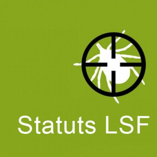 Statuts mis à jour