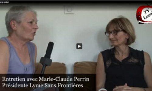 Juillet 2015 : Entretien avec MC Perrin, présidente de LSF