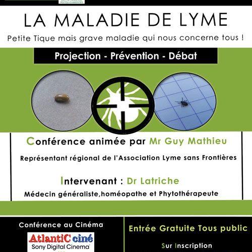 Conférence  de LSF le 11 février 2017 en Poitou-Charentes