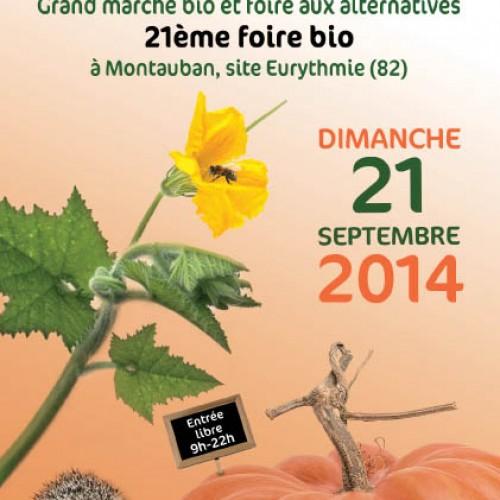 Foire BIO-SYNERGIE Montauban