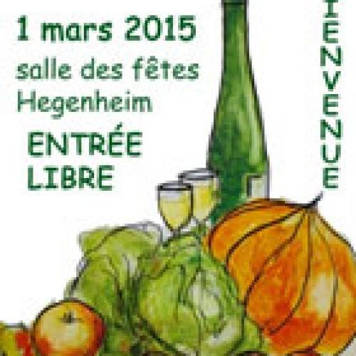 La Foire Eco-Bio du 1er mars 2015 a connu un grand succès.