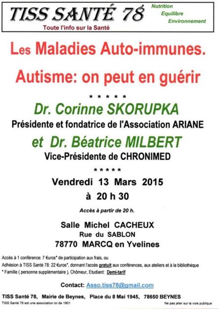 Informations de dernière minute | Association Lyme Sans Frontières