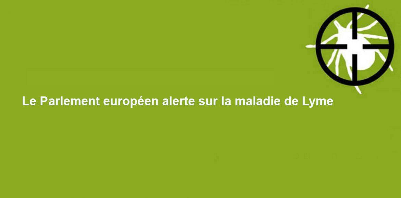 Le Parlement européen alerte sur la maladie de Lyme
