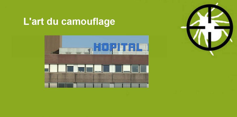 L'art du camouflage.Un film de 60 minutes réalisé par Caroline Chaumet et Bernard Nicolas grâce au financement participatif