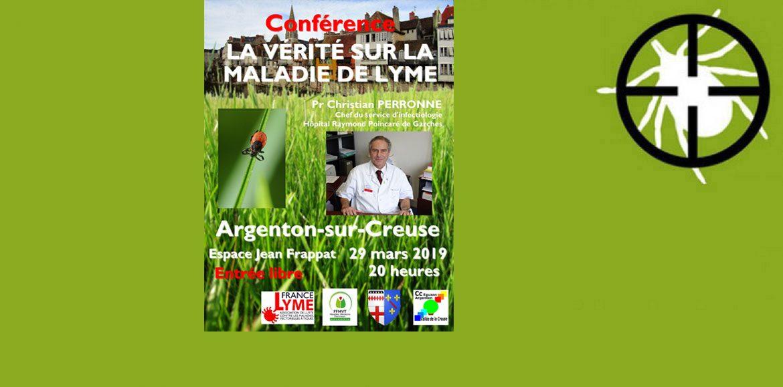 La conférence du Pr Perronne à Argenton sur Creuse initialement annulée aura bien lieu