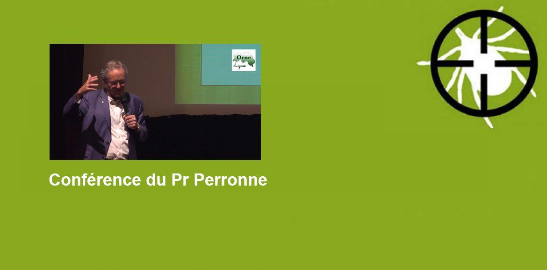 Vidéo – Conférence du Pr Perronne 4 octobre salle des concerts du Mans. 2 h très intéressantes.