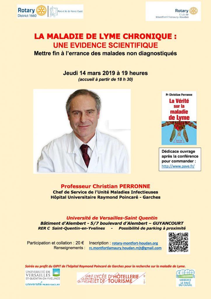 Conférence à l'Université de Saint Quentin en Yvelines (78) @ l'Université de Saint Quentin en Yvelines