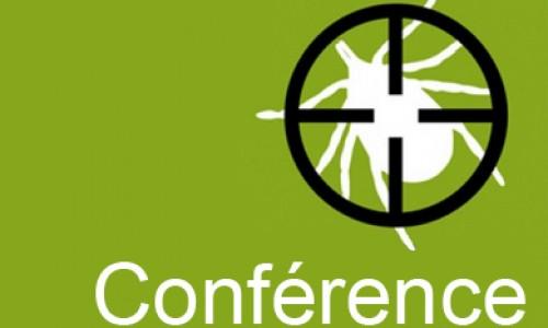 """Conférence de prévention """"Les tiques attaquent"""""""
