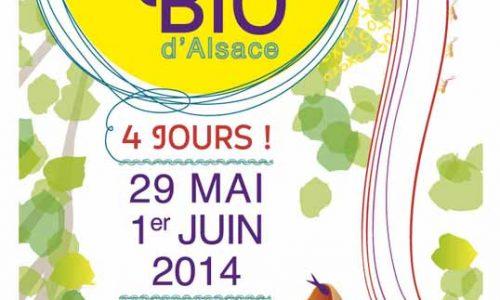 Foire éco Bio de Colmar du 29 mai au 01 juin