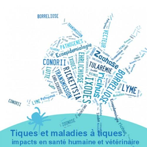 Journée Tiques et maladies à tiques  20 mai 2015, Maisons-Alfort