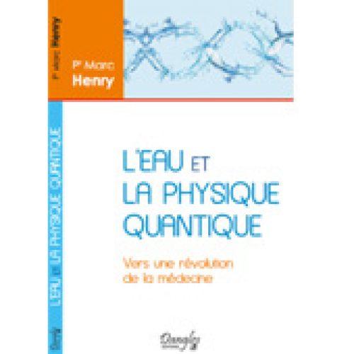 Livre du Pr Marc Henry