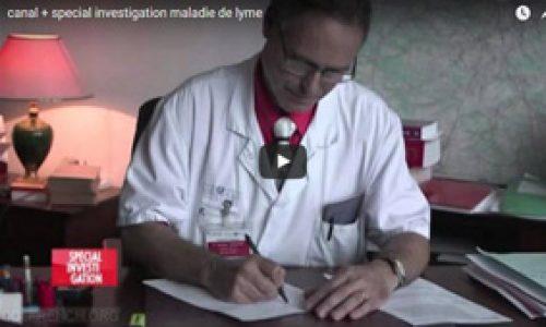 Canal + special investigation maladie de lyme