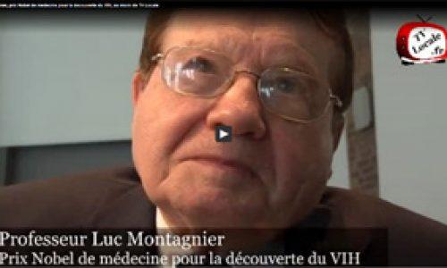 Colloque LSF 21 juin 2015 : itw du Pr Montagnier