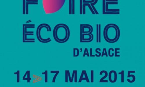 Foire-écobio de Colmar du 14 au 17 mai